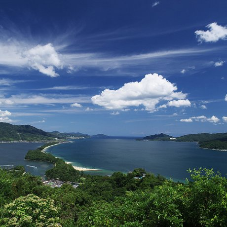 Amanohashidate View Land